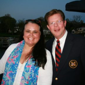 Christopher and Kathryn Olson