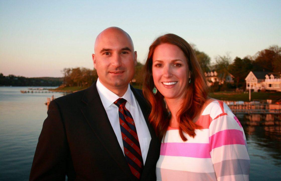 Michael and Keri Bosi